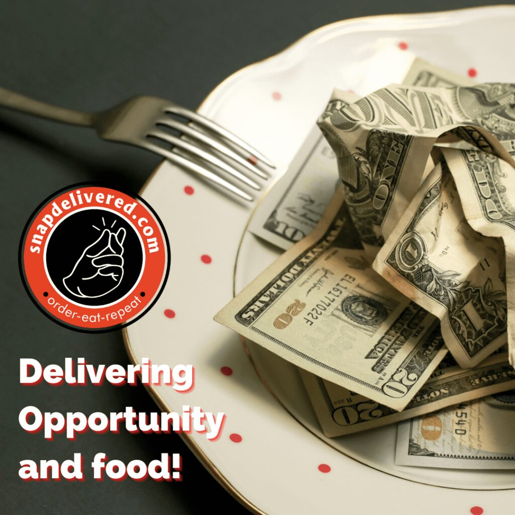 Manager-food and opportunity